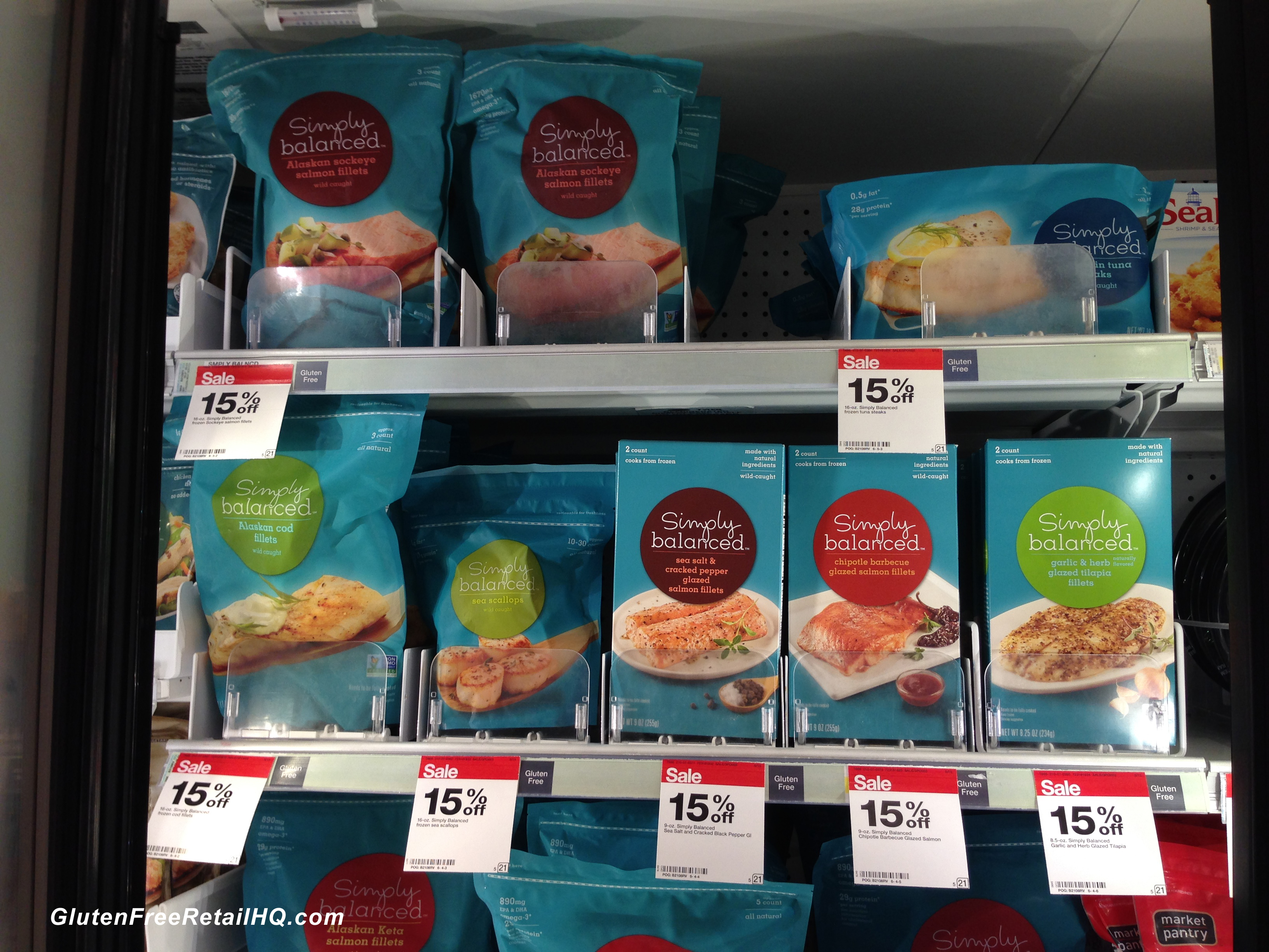 Target Private Label Health Food